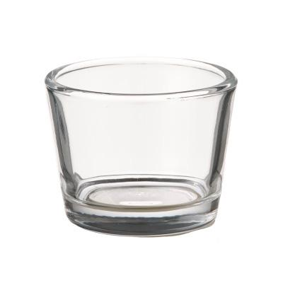 Candle Holder Clear S