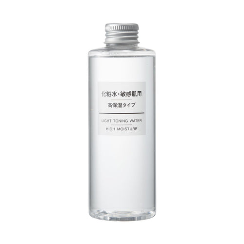 Light Toning Water High Moisture / 200Ml