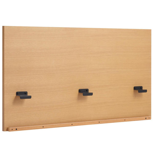 Headboard For Storage Bed / D / Oak