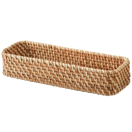 Stackable Rattan Box / Rectang