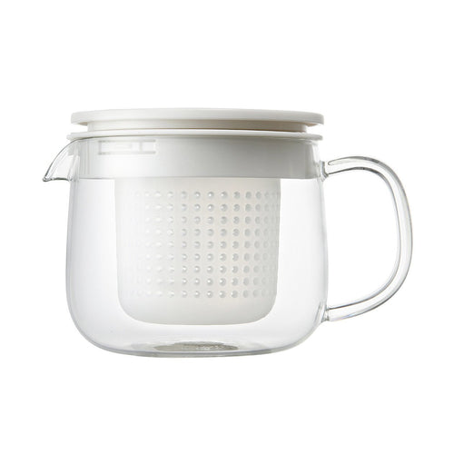 Heat Proof Glass Pot S