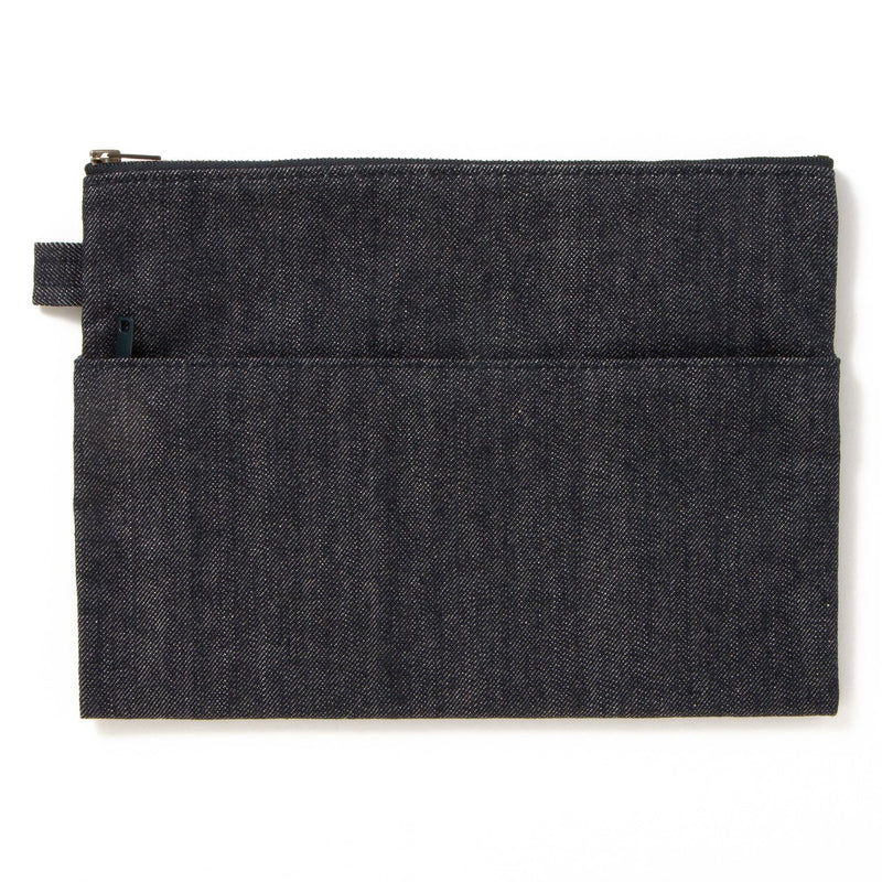 Denim Flat Case