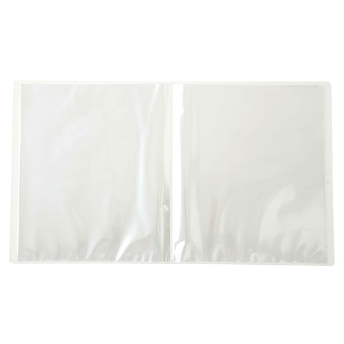 PP Clear Holder / A4 / Wide / 20 Pockets