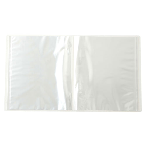 PP Clear Holder / A4 / Wide / 40 Pockets