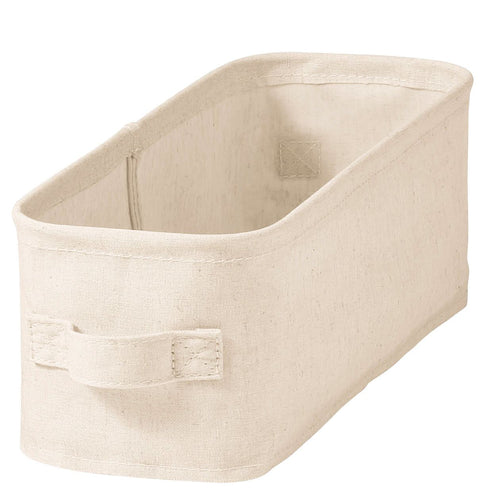 Cotton Linen Polyester Soft Box / Shallow