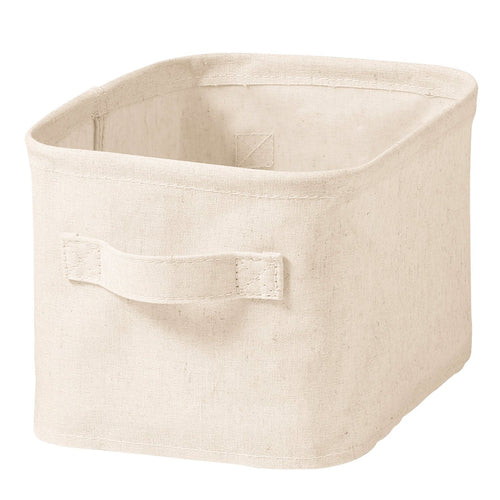 Cotton Linen Polyester Soft Box Rectangle / S
