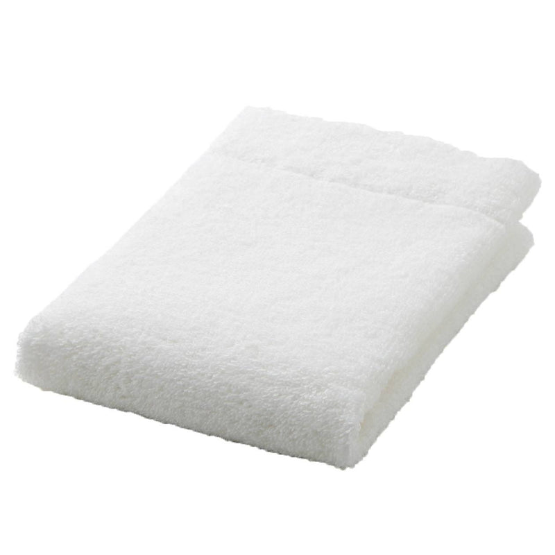 Organic Cotton Blend Thin Hand Towel Offwhite