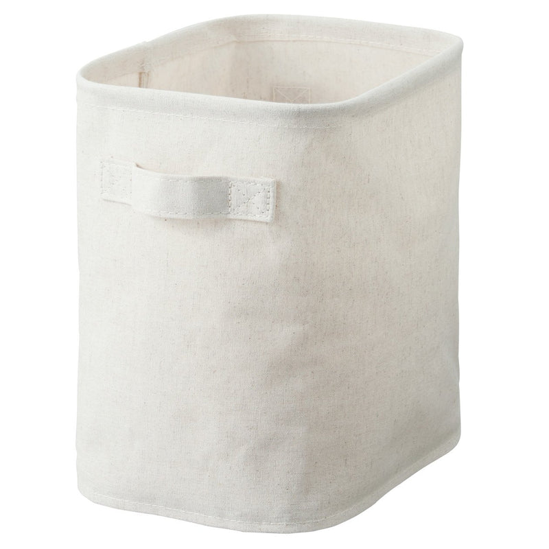 Cotton Linen Polyester Soft Box / Rectangle / M