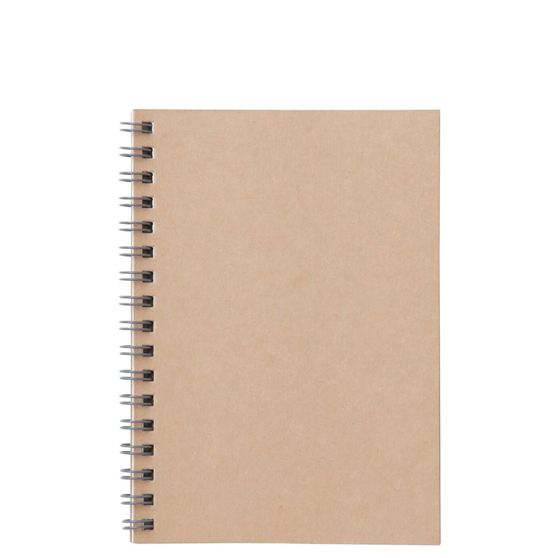 Planting Tree Paper Double Ring Notebook
