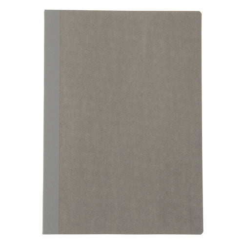 Open-Flat Notebook / Gray / L