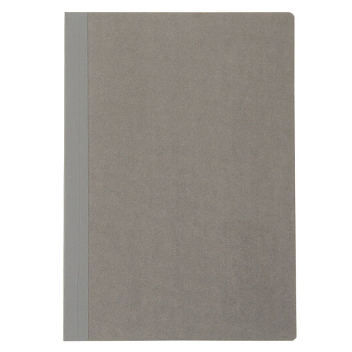 Open-Flat Notebook / Gray / M