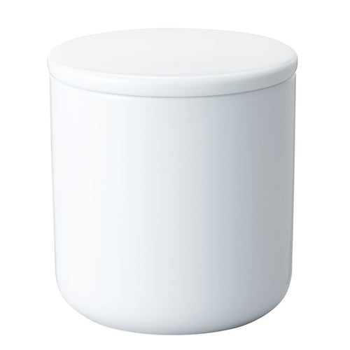 White Porcelain Pot