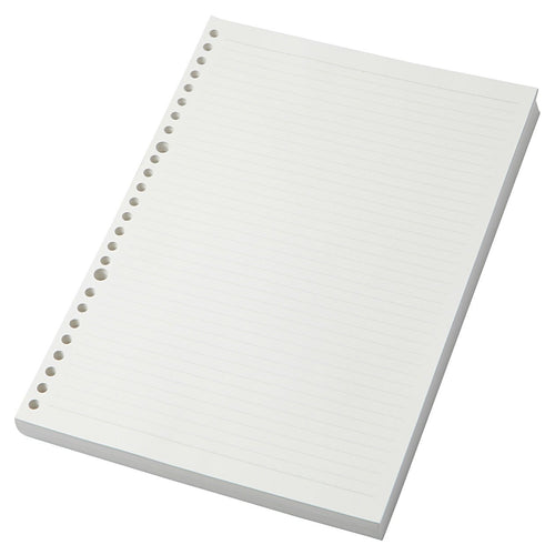 Loose-Leaf / B5 / 6Mm / 200 Sheets / 26 Holes