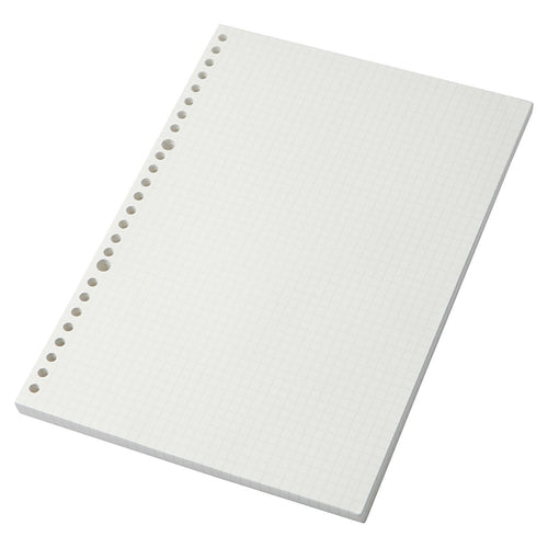Loose-Leaf / B5 / 6Mm / 100 Sheets / 26 Holes
