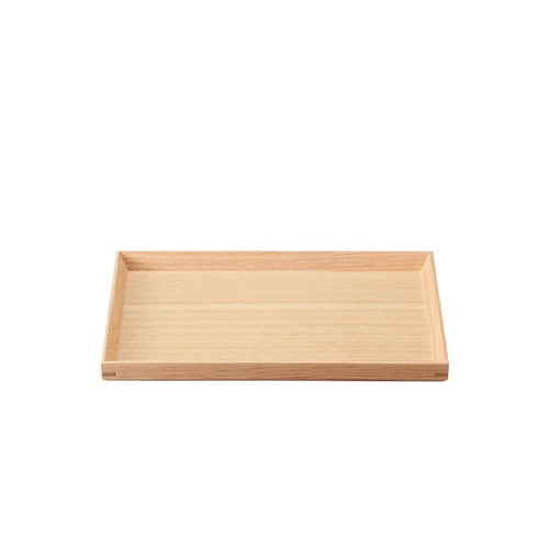 Wooden Tray Square / S
