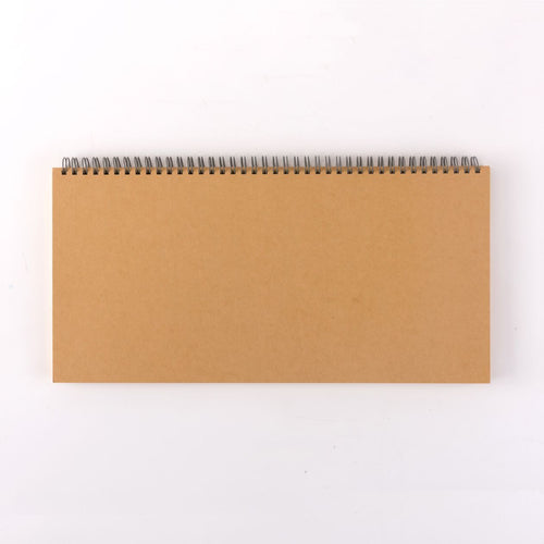 Kraft Paper Planner / About Width 350Mm