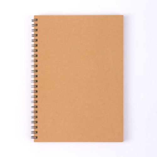 Kraft Paper Planner / About Width 210Mm