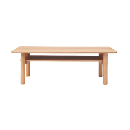 Oak Low Table