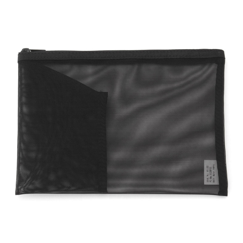 Nylon Mesh Pouch With Pocket-B6