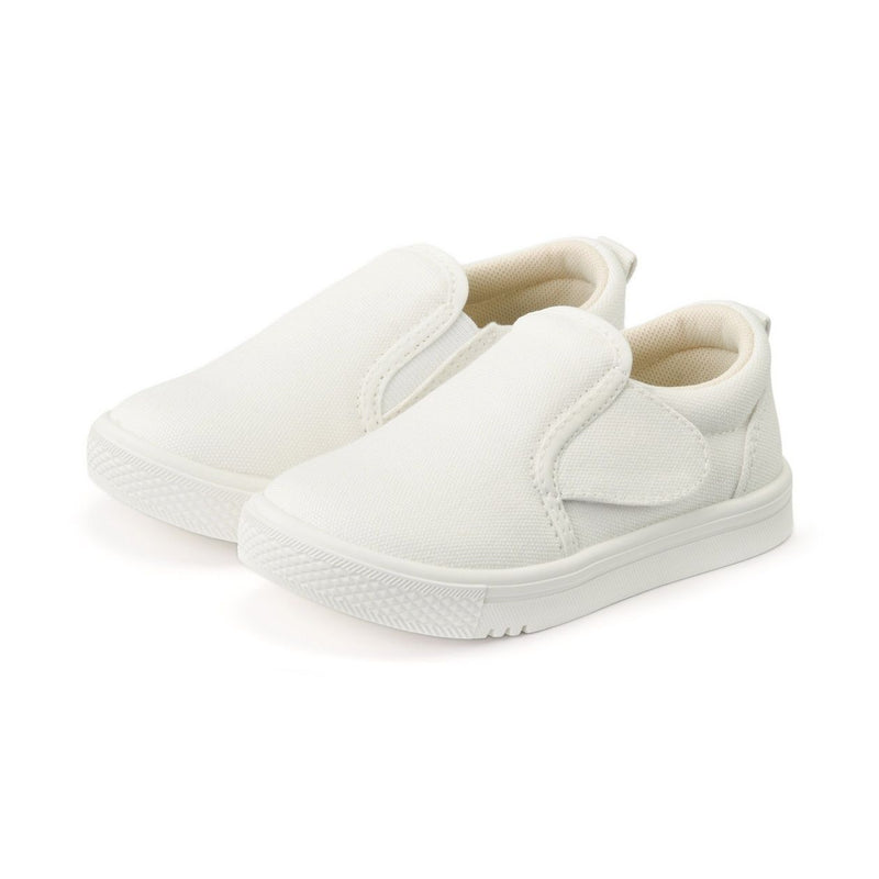 Light Water Repellent Slip-On Sneakers (Baby)