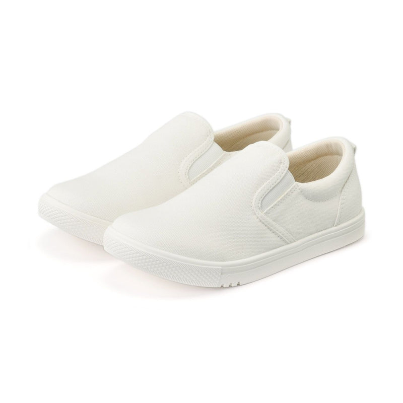 Light Water Repellent Slip-On Sneakers (Kids)