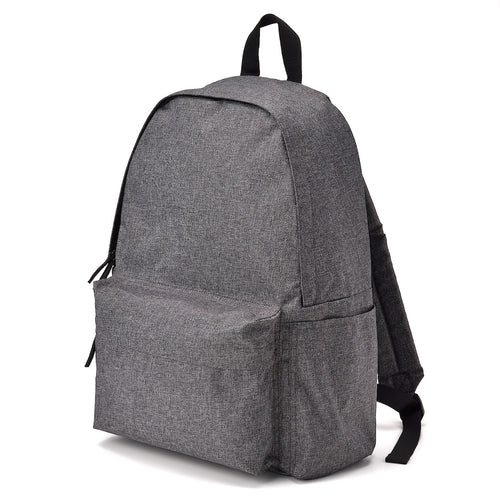 Shoulder Comfort Backpack With Pc Pocket