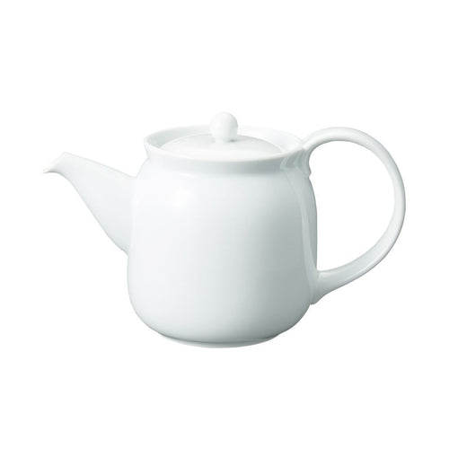 White Porcelain Tea Pot L