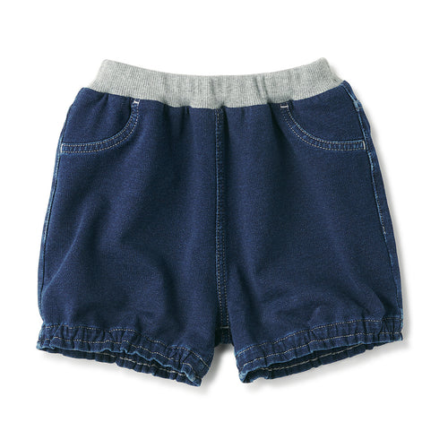 Denim Easy Short Pants (Baby)