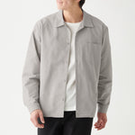 Xinjiang Cotton Oxford Square  Cut Shirt