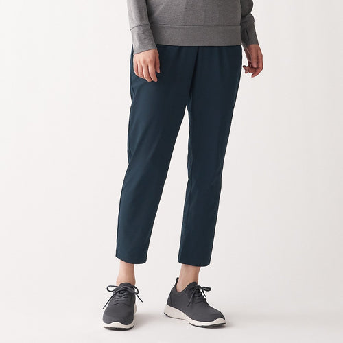 Quick Dry 4 Way Stretch Easy Tapered Pants