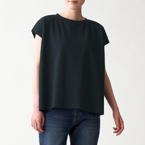 Length Adjustable French Sleeve T-Shirt