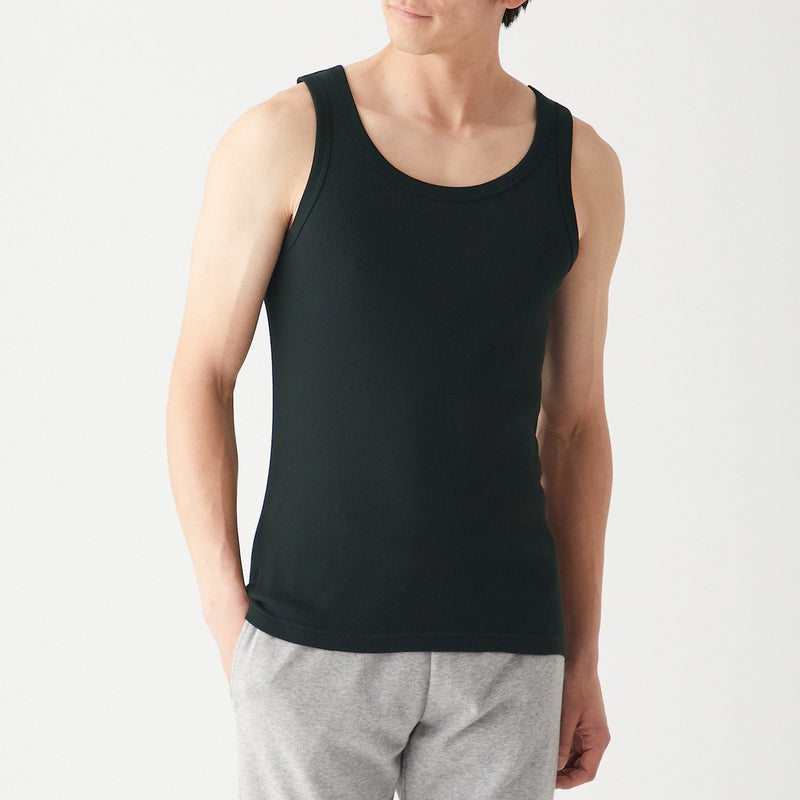 Side Seamless Rib Tanktop 2 Pack