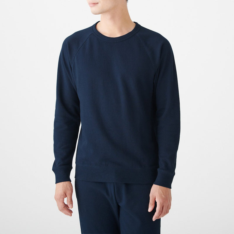 Men's French Terry Pullover