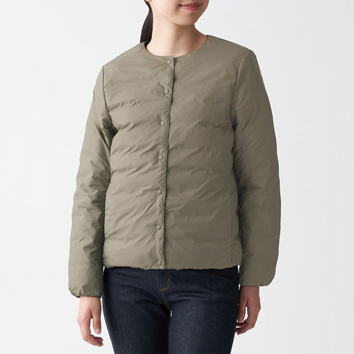 Lightweight Pocketable Down Jacket