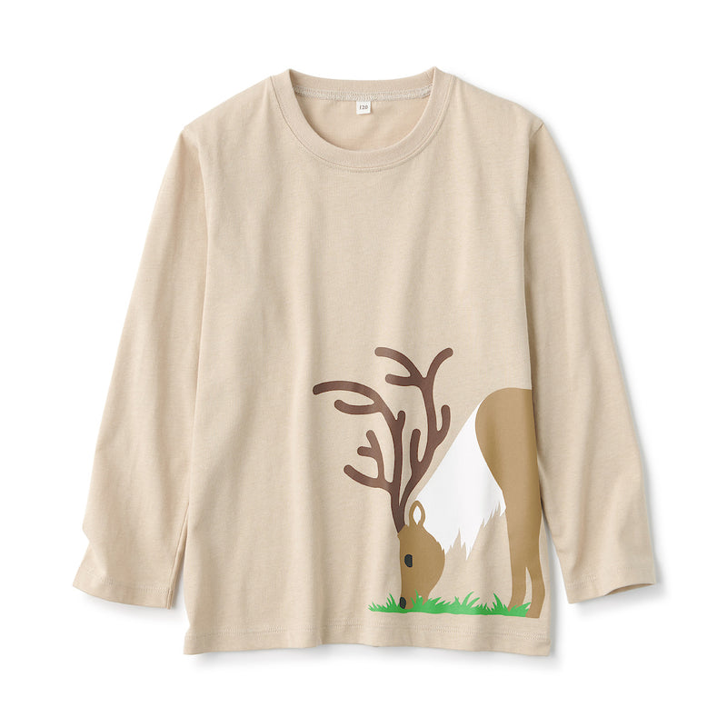 Indian Cotton Jersey Printed T-Shirt(Kids)