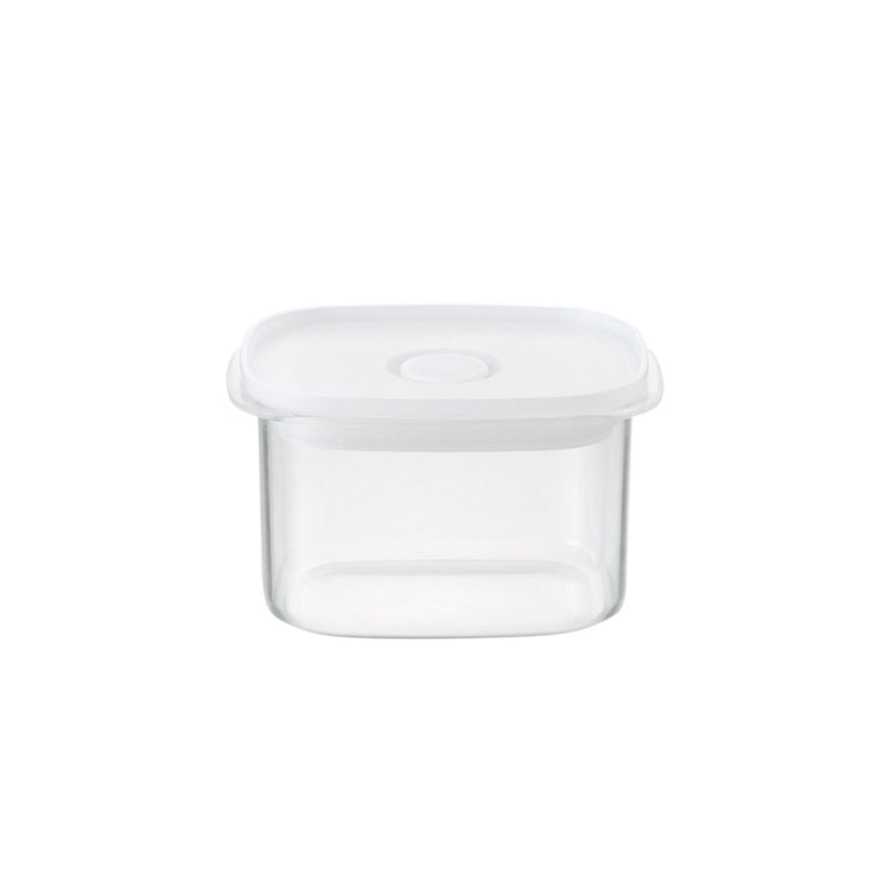 Storage Container / Clear / Deep / Small