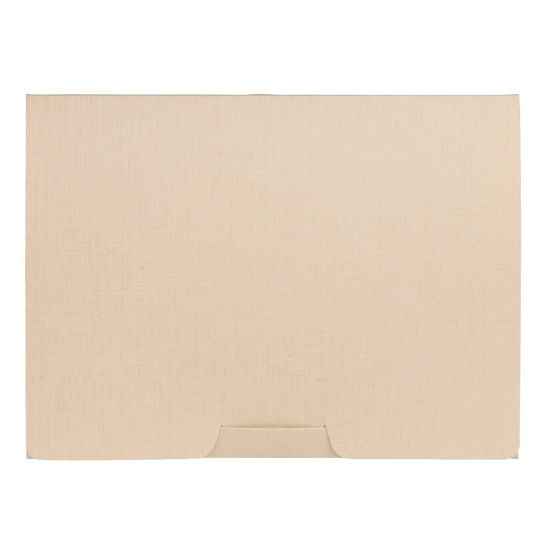 Cosmetic Paper Linen Blended