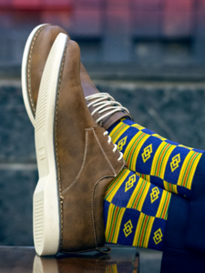 Kente Royal Blue