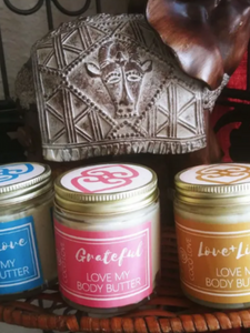 Love My Body Butter
