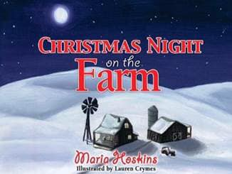 Christmas Night on the Farm