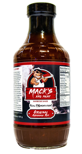 Orignal Arkansas Red BBQ Sauce