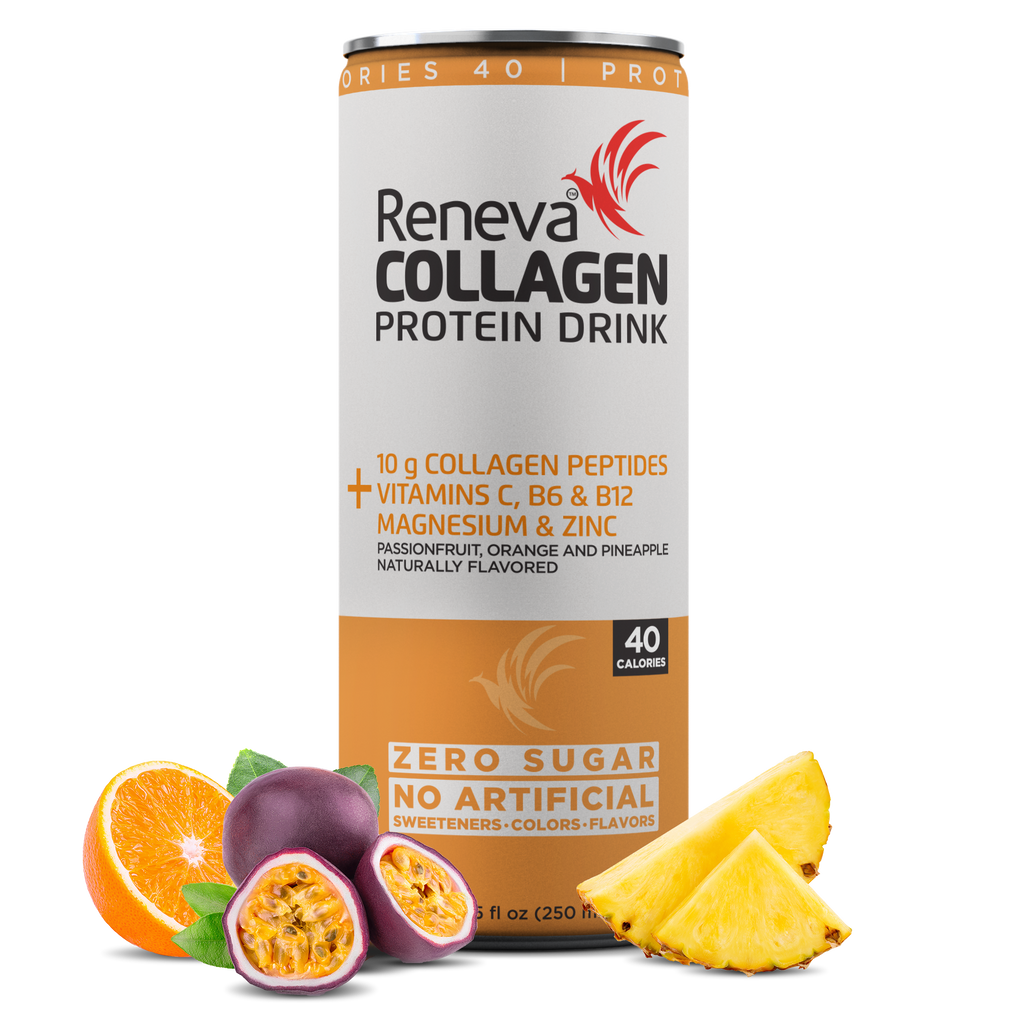 Reneva Passionfruit, Pineapple, Orange (12-Pack)
