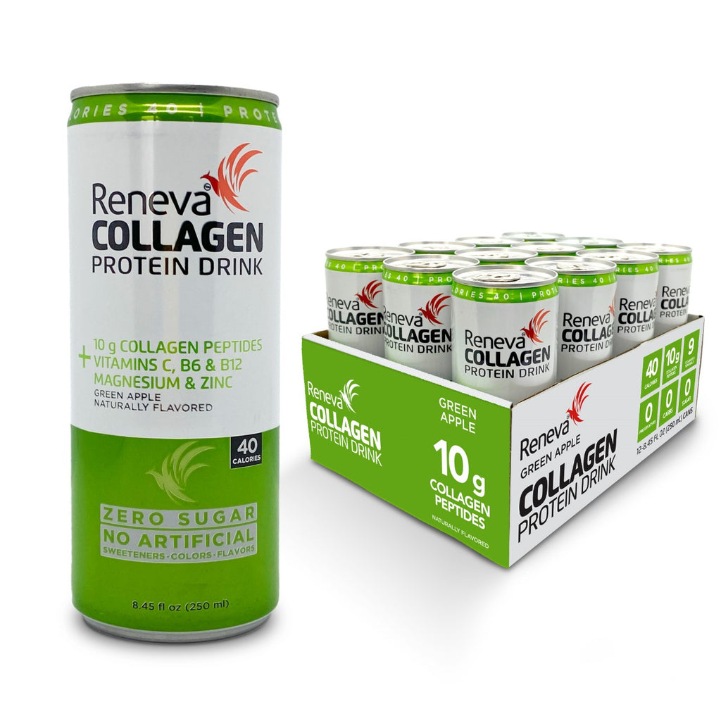 Reneva Green Apple (12-Pack)