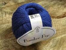 Charger l'image dans la galerie, Laine Bamboo Pop Midnight Blue - Boutique du Bricolage