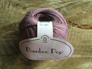 Laine Bamboo Pop Raisin - Boutique du Bricolage