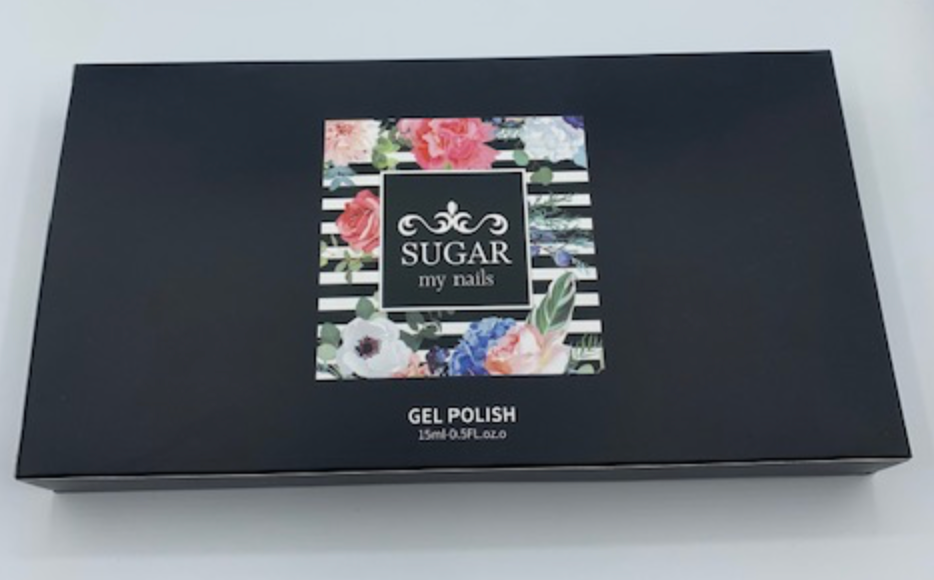 Sugar My Nails Gel Polish Kit B18