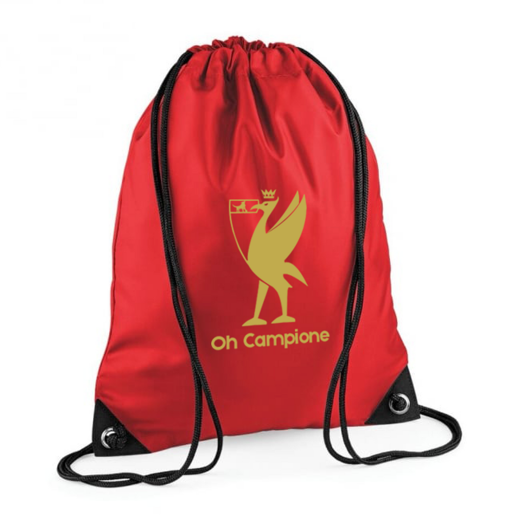 Red Oh Campione Bag
