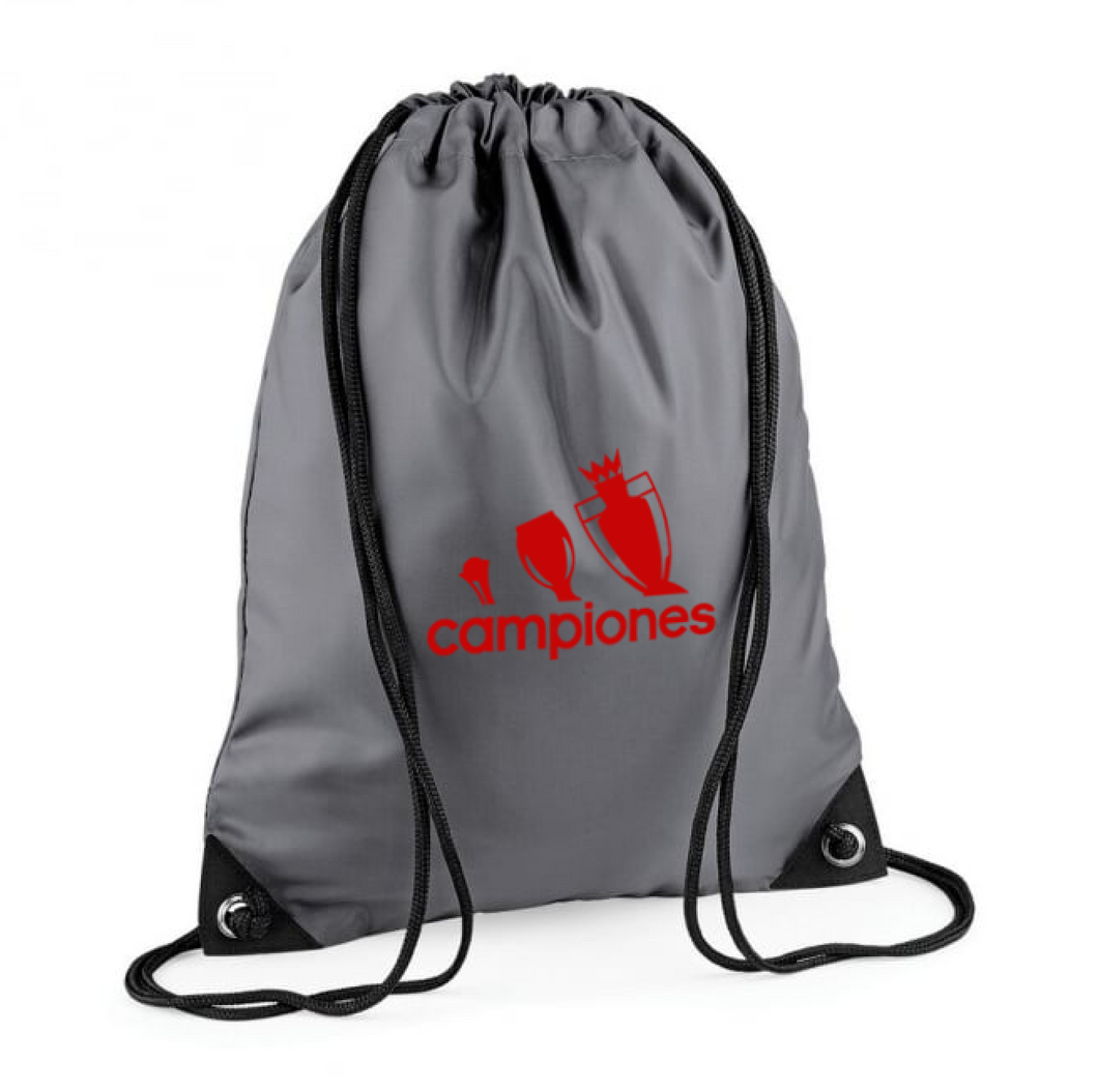 Campiones Bag (Grey)