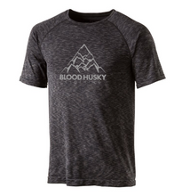 Load image into Gallery viewer, Blood Husky Sports Reflective TShirt