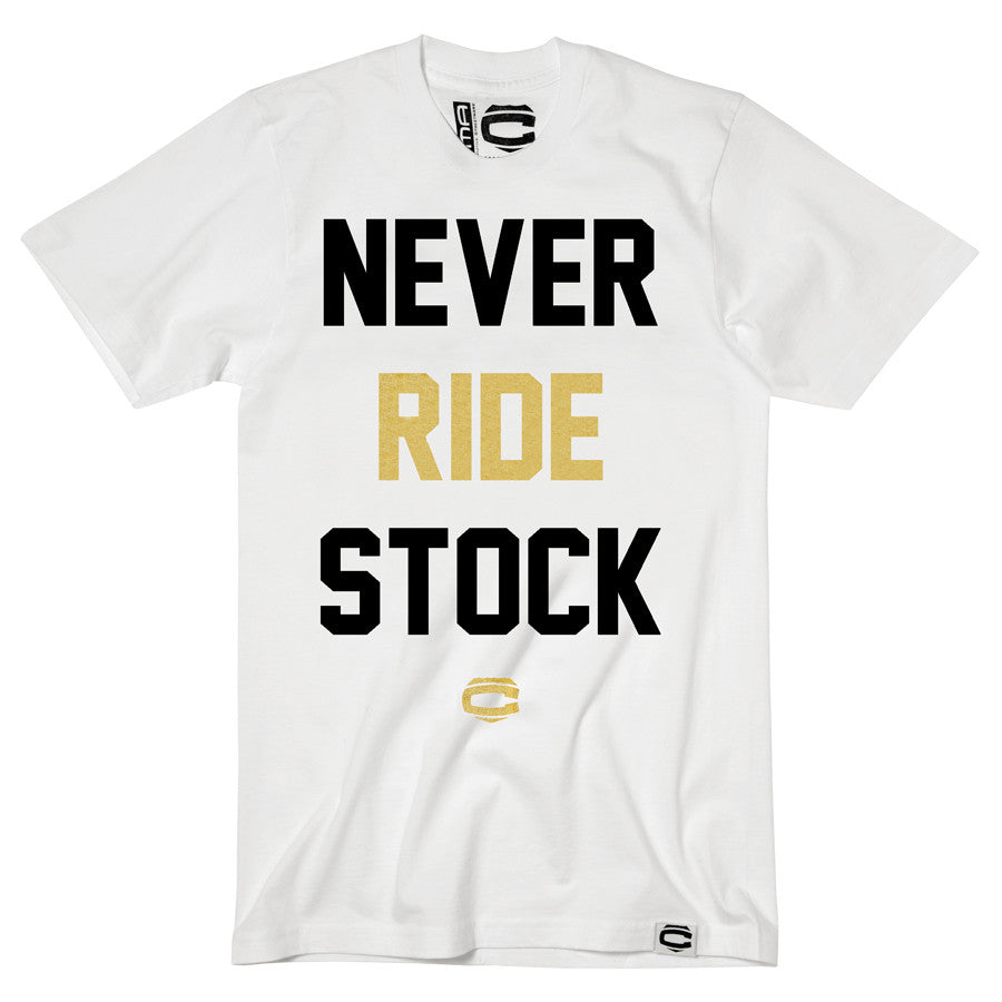 Never Ride Stock